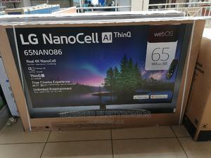 Lg Nano86 4k Led TV 65 Inch   TV & DVD Equipment for sale in Nairobi, Nairobi Central