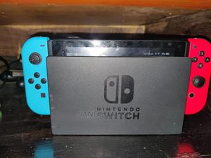Used Nintendo Switch With Detachable Controllers.   Video Game Consoles for sale in Nairobi, Nairobi Central