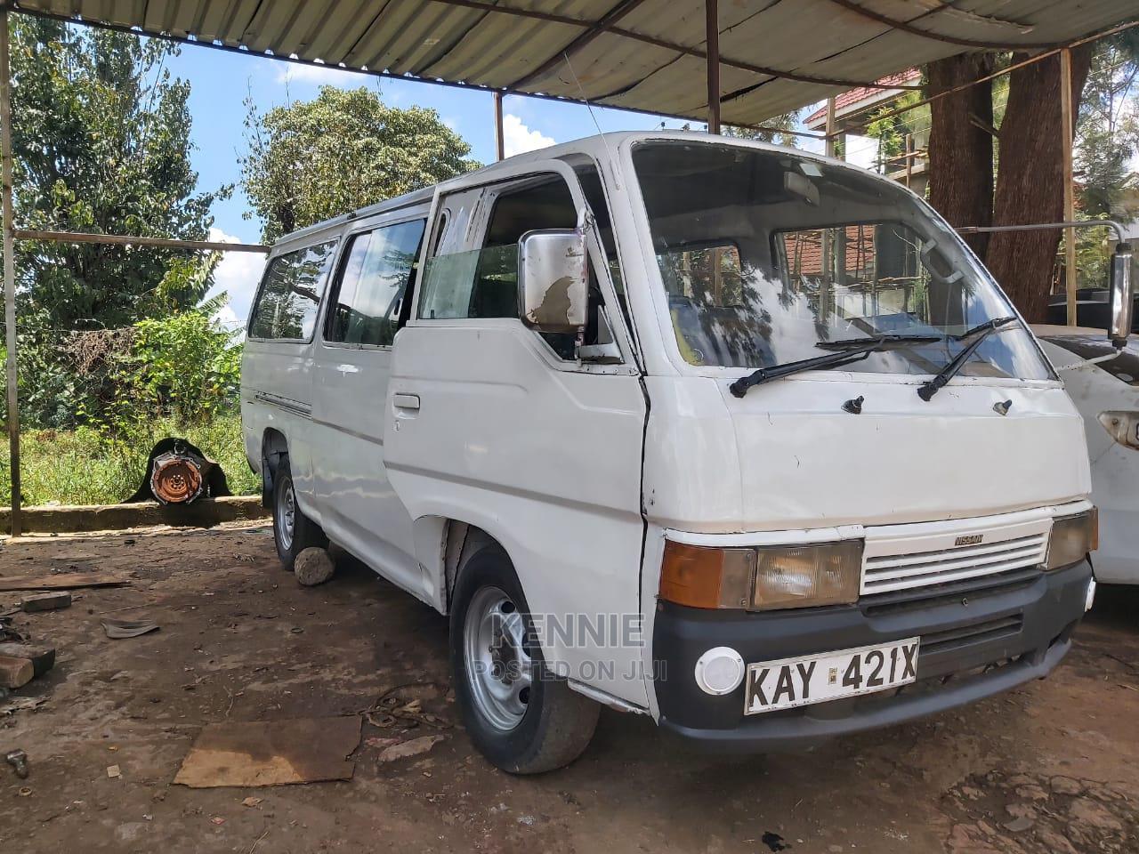 Archive: Nissan Matatu Qd
