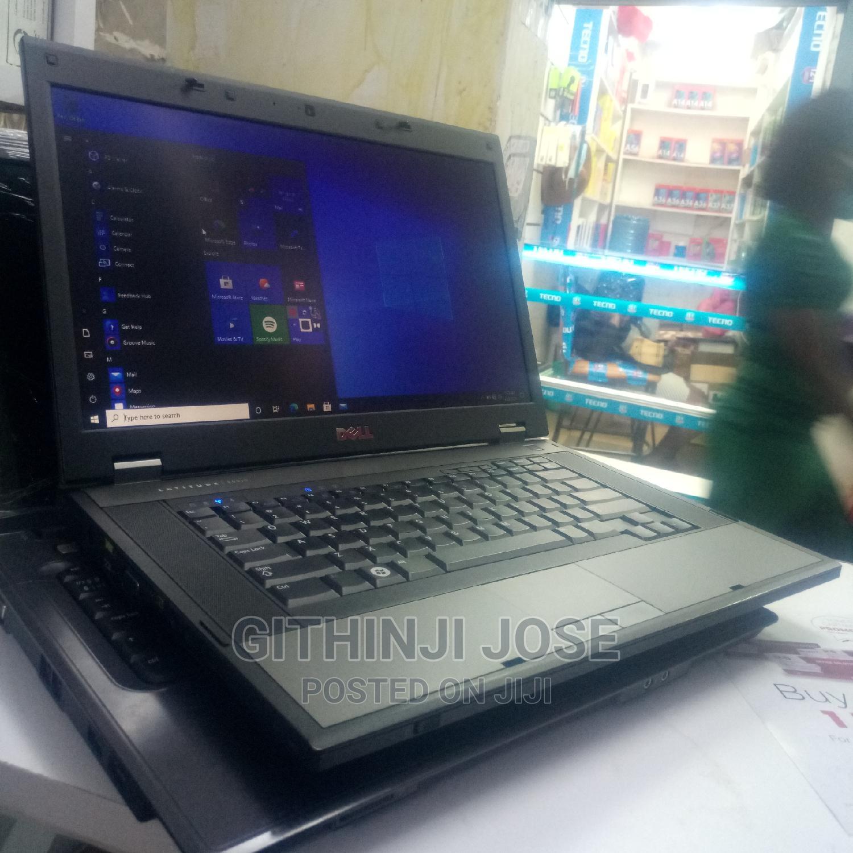 Archive: Laptop Dell Latitude E5510 4GB Intel Core I5 HDD 500GB