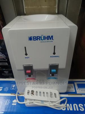Bruhm Hot and Normal Table Top Water Dispenser | Kitchen Appliances for sale in Nairobi, Nairobi Central