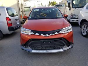 Toyota Fielder 2017 Orange | Cars for sale in Mvita, Majengo