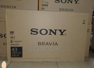Sony 43X7500 Smart 4K HDR Android Tv . | TV & DVD Equipment for sale in Nairobi, Nairobi Central