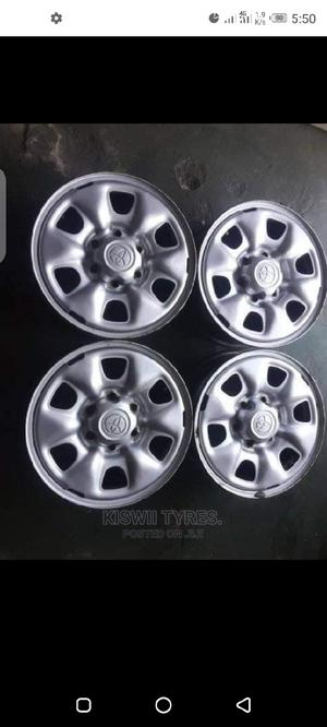 Hilux Ordinary Quality Rims Size 16set   Vehicle Parts & Accessories for sale in Nairobi, Nairobi Central
