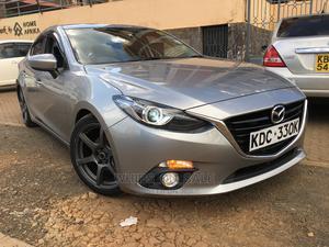 Mazda Axela 2014 Gray   Cars for sale in Nairobi, Kilimani