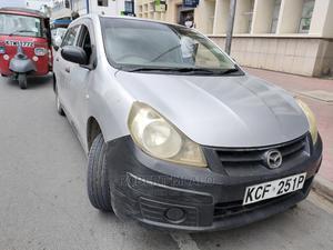 Mazda Familia 2010 Silver   Cars for sale in Mombasa, Ganjoni