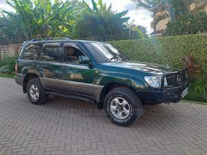 Toyota Land Cruiser Prado 2002 VX Green | Cars for sale in Nairobi, Karen