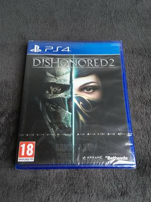 Playstation 4 Dishonored 2   Video Games for sale in Nairobi, Nairobi Central