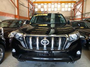 Toyota Land Cruiser Prado 2015 3.0 D-4d (190 Hp) 7 Seats Black | Cars for sale in Mombasa, Mombasa CBD