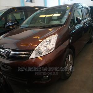Toyota ISIS 2014 Brown   Cars for sale in Mombasa, Mombasa CBD
