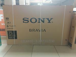 Sony 75 Inch Smart 4k Android X8000H Led Tv | TV & DVD Equipment for sale in Nairobi, Nairobi Central
