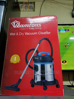 , Ramtons Rm 553 Wet and Dry Vacuum Cleaner | Home Appliances for sale in Nairobi, Nairobi Central