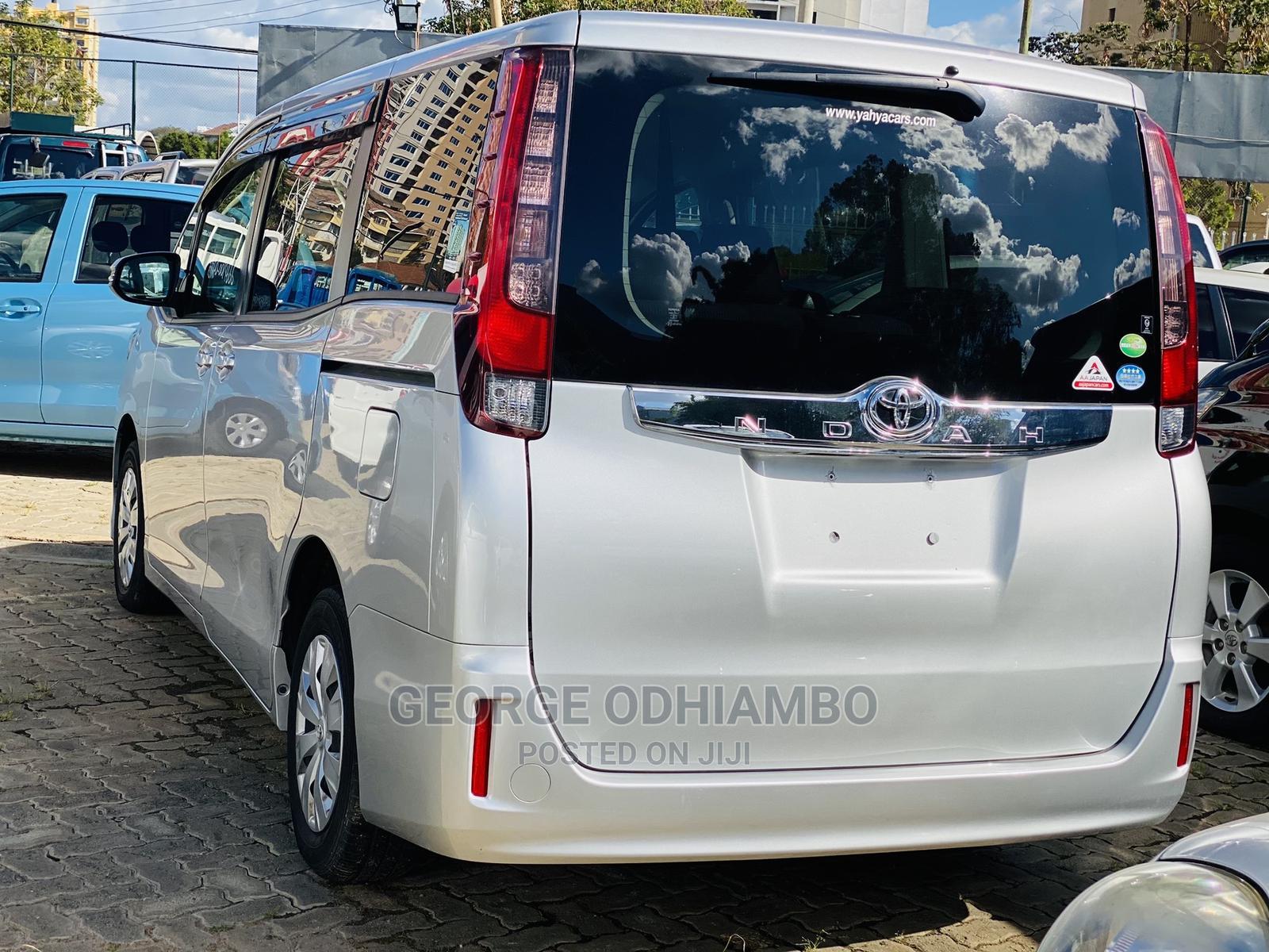 Toyota Noah 2014 Silver   Cars for sale in Kilimani, Nairobi, Kenya