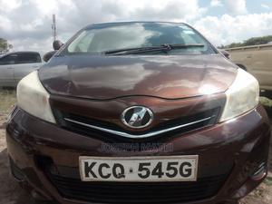 Toyota Vitz 2011 Brown   Cars for sale in Nairobi, Nairobi Central