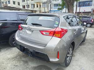 Toyota Auris 2014 Gray   Cars for sale in Mombasa, Ganjoni