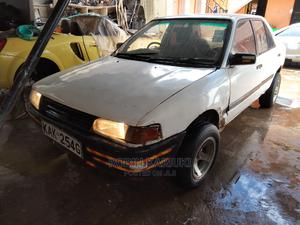 Mazda Familia 1992 White   Cars for sale in Nairobi, Kahawa West