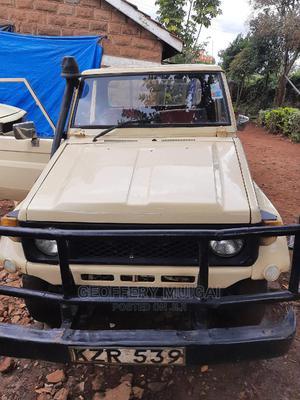 Toyota Land Cruiser 1989 75 Pickup White | Cars for sale in Kiambu, Kikuyu