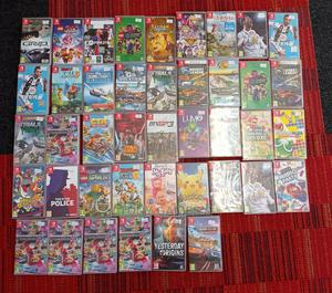 Nintendo Switch Games Used   Video Games for sale in Nairobi, Nairobi Central