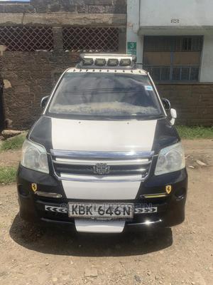 Toyota Noah 2004 Black   Cars for sale in Nairobi, South C