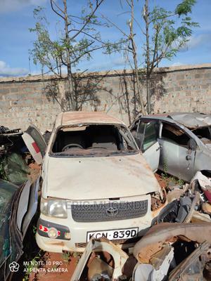 Toyota Succeed 2010 White | Cars for sale in Nairobi, Landimawe