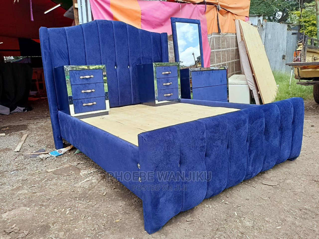 Modern Bed 5 by 6
