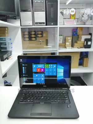 Laptop Dell Latitude E7450 8GB Intel Core I5 SSD 256GB   Laptops & Computers for sale in Nairobi, Nairobi Central