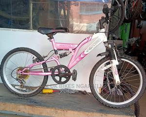 Ex Uk Size 20 Double Suspension Bicycle | Sports Equipment for sale in Nairobi, Ngara
