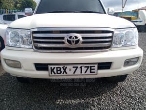 Toyota Land Cruiser 2006 White | Cars for sale in Nairobi, Langata
