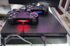 Gaming Playstation 4 Slim 500GB With Two Pads | Video Game Consoles for sale in Nairobi, Nairobi Central