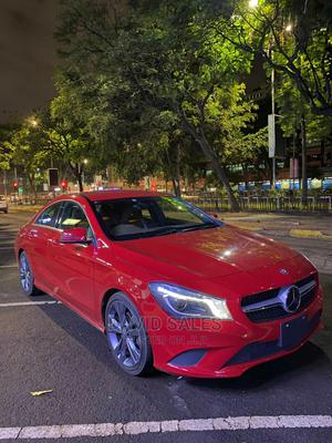 Mercedes-Benz CLA-Class 2014 Red | Cars for sale in Nairobi, Parklands/Highridge