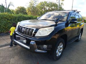 Toyota Land Cruiser Prado 2012 Black | Cars for sale in Nairobi, Kilimani