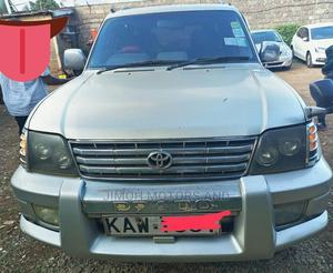 Toyota Land Cruiser Prado 2001 Silver | Cars for sale in Nairobi, Parklands/Highridge