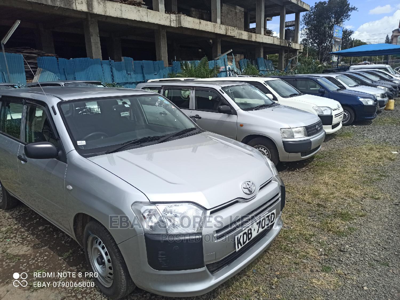Toyota Succeed 2014 White   Cars for sale in Kilimani, Nairobi, Kenya