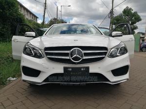 Mercedes-Benz E250 2014 White | Cars for sale in Nairobi, Kilimani