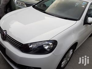Volkswagen Golf 2013 White | Cars for sale in Mombasa, Mvita
