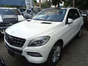 Mercedes-Benz M Class 2015 White | Cars for sale in Nairobi, Kilimani