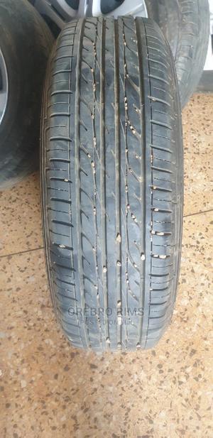 Slighlty Used 185 70 14 Tires Plus Rims | Vehicle Parts & Accessories for sale in Kiambu, Ndenderu