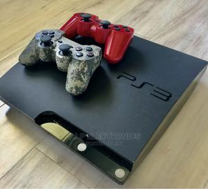 Ps 3 Consoles With 3 Controllers Used   Video Game Consoles for sale in Nairobi, Nairobi Central