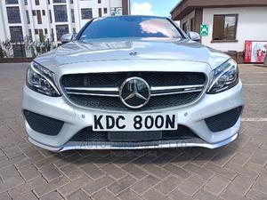 Mercedes-Benz C-Class 2014 Silver   Cars for sale in Nairobi, Langata