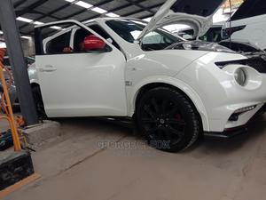 Nissan Juke 2016 White   Cars for sale in Mvita, Majengo