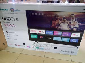 Hisense 75 Inch Smart Digital 4K Frameless TV | TV & DVD Equipment for sale in Nairobi, Nairobi Central
