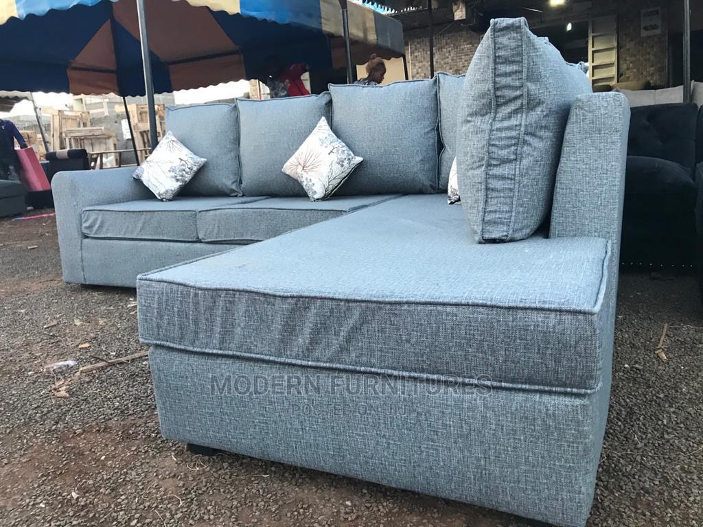 Quality L Seat Sofa