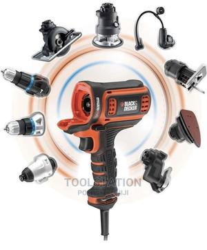 Black and Decker Multi Tool Drill 7 in 1 300w Electric   Electrical Hand Tools for sale in Nairobi, Nairobi Central