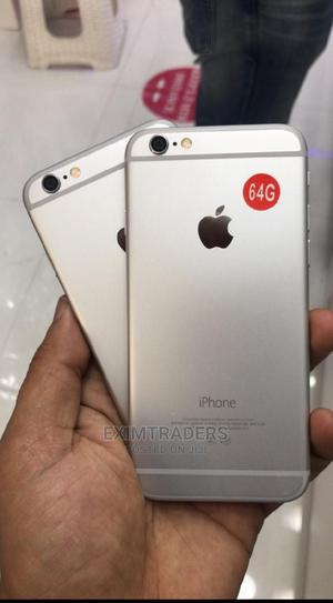 Apple iPhone 6 64 GB Silver | Mobile Phones for sale in Mombasa, Tudor