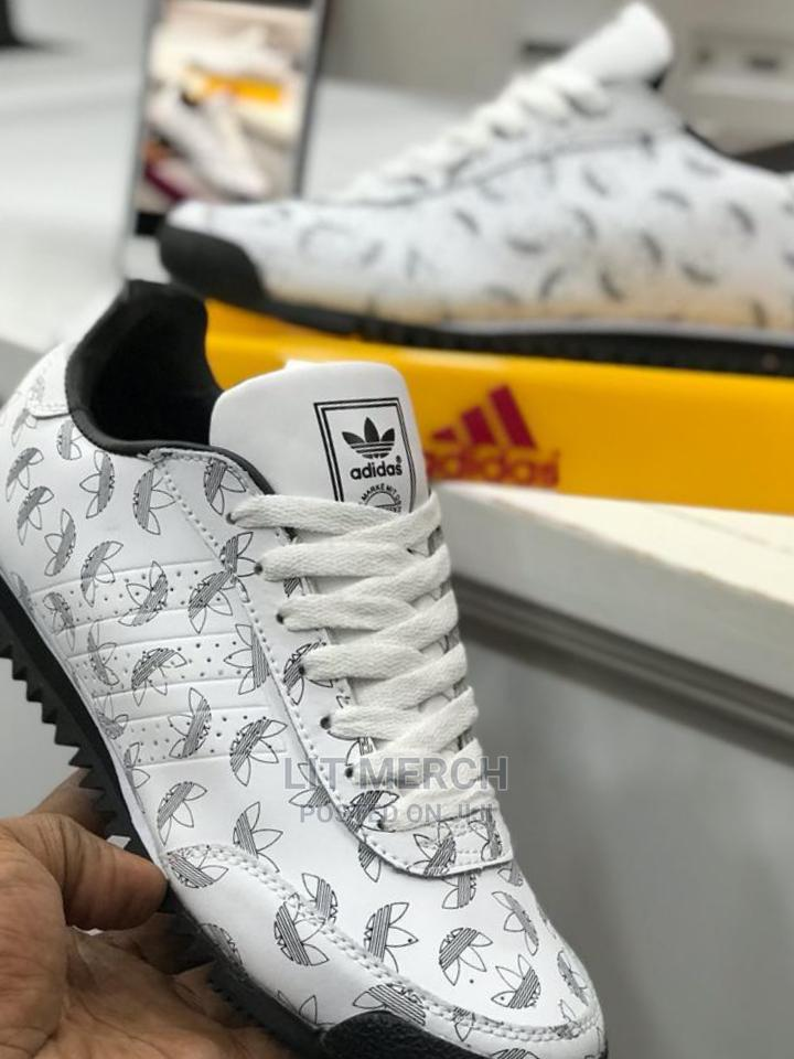 Leather Adidas Sneakers   Shoes for sale in Nairobi Central, Nairobi, Kenya