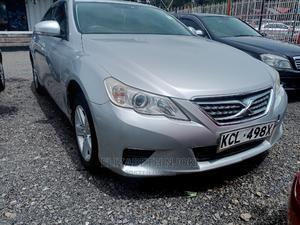 Toyota Mark X 2010 Silver | Cars for sale in Nairobi, Ridgeways