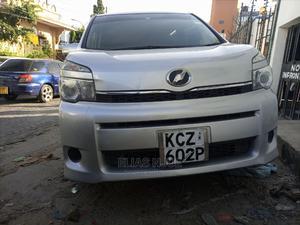 Toyota Voxy 2013 Silver   Cars for sale in Mombasa, Mombasa CBD