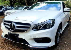 Mercedes-Benz E250 2014 White   Cars for sale in Nairobi, Kilimani