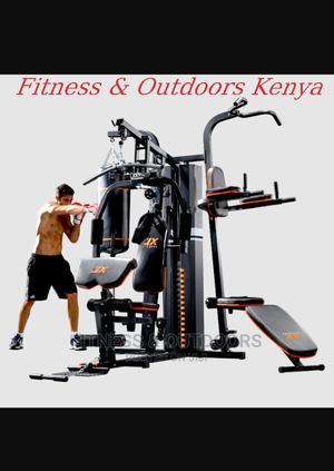 Sale! 3 Station Multi Gym Station   Sports Equipment for sale in Nairobi, Karen