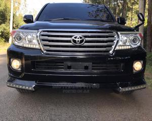 Toyota Land Cruiser 2012 4.6 V8 ZX Black | Cars for sale in Nairobi, Ridgeways
